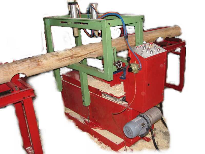 Woodlandia log notcher NM-1