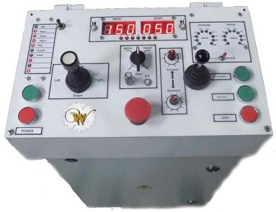 Duo-550 controls
