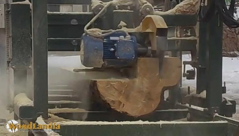 """Duo-550 mills 200x200mm (8x8"""")"""