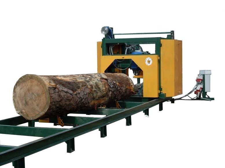 Duo-550 sawmill