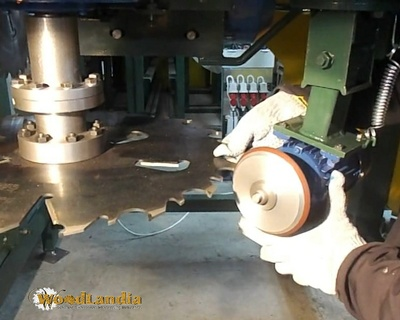 Duo-550 sharpener