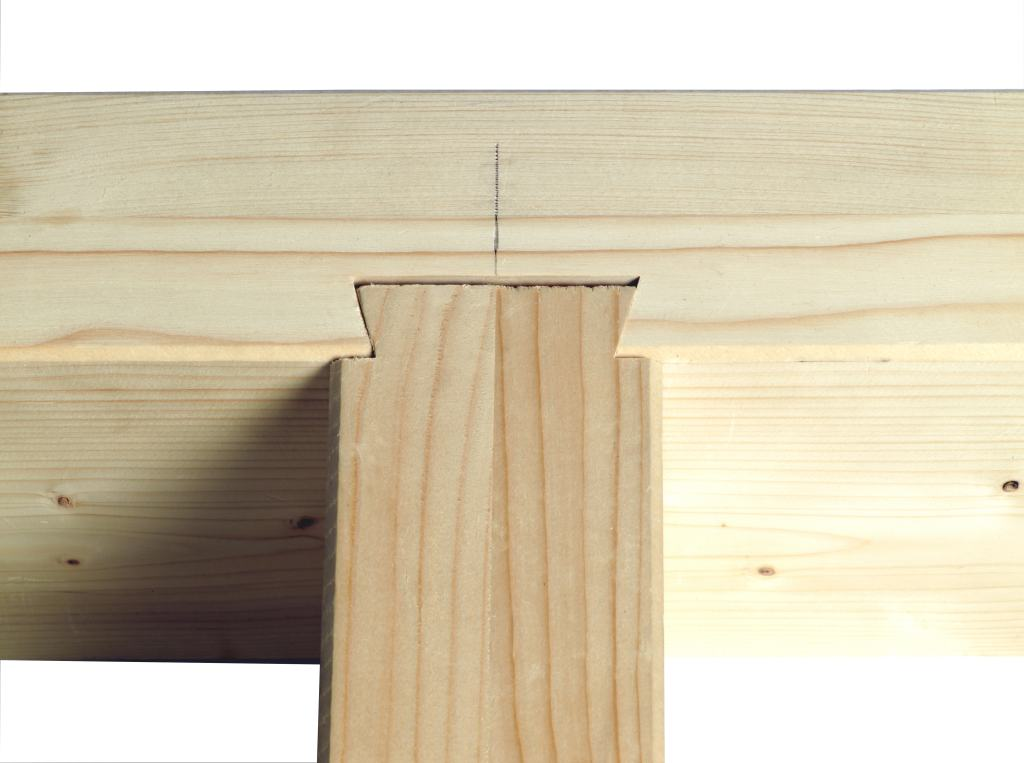 Joist or beam on springer
