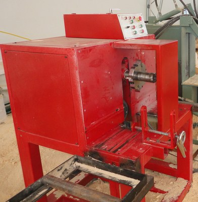 Woodlandia mortising machine