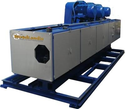 Woodlandia LTPS-150XP sawmill