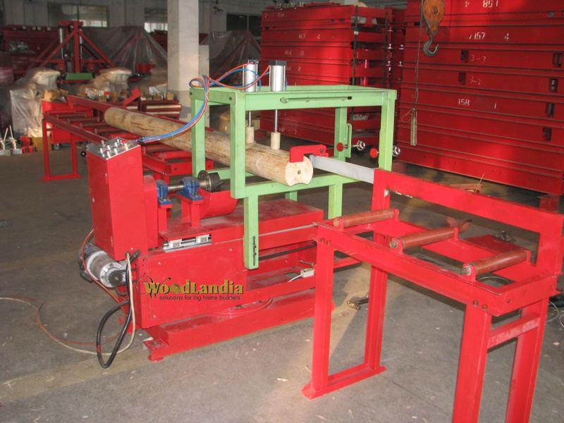 Woodlandia Notcher NM-1 on a job site (pic-3)