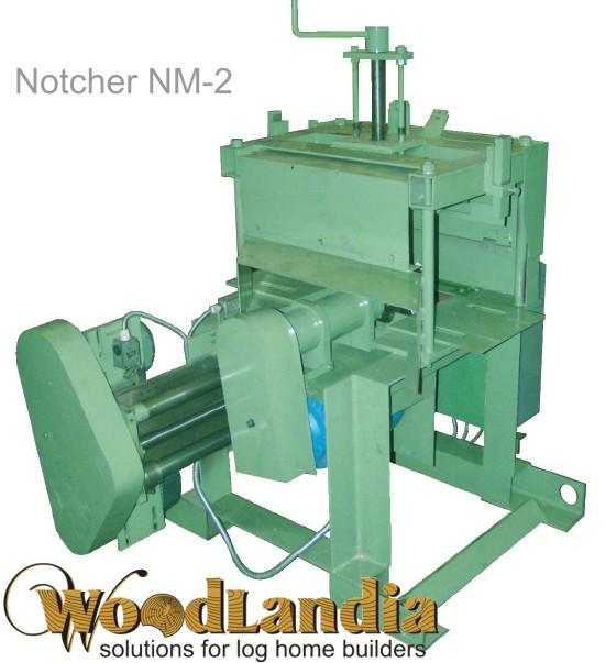 NM-2 log notcher