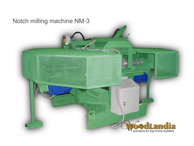 NM-3 log notch maker
