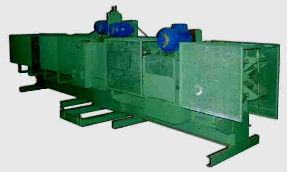 Woodlandia RLM-400
