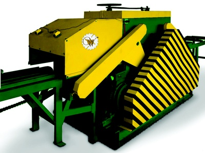 Woodlandia Multi-Sawing Machine